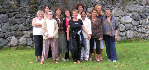 Foto del gruppo di Condino 2009