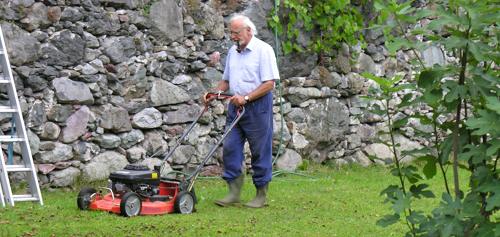 Il Giardiniere della Meditazione Padre Andrea